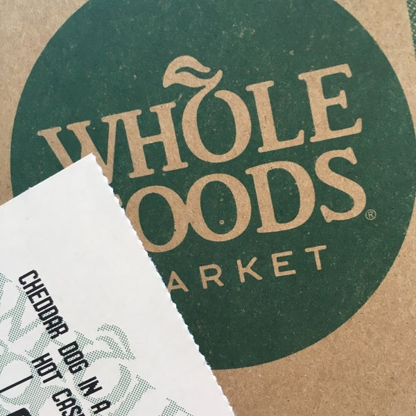 Photo taken at Whole Foods Market by Brewtographer on 5/30/2016