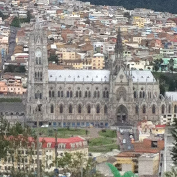 Where's Good? Holiday and vacation recommendations for Quito, Ecuador. What's good to see, when's good to go and how's best to get there.