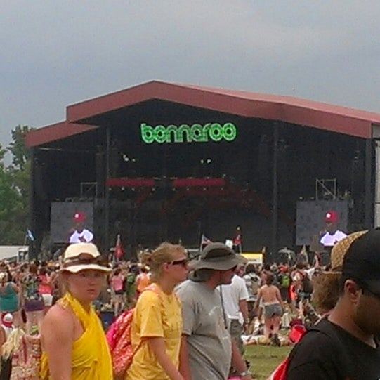 Photo taken at Bonnaroo Music & Arts Festival by Nis Z. on 6/17/2013