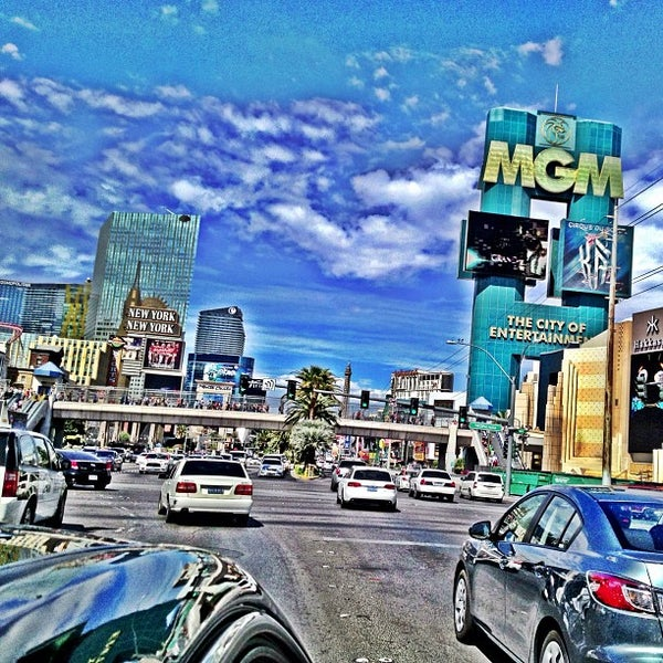 Photo taken at The Las Vegas Strip by Emerson Q. on 3/30/2013
