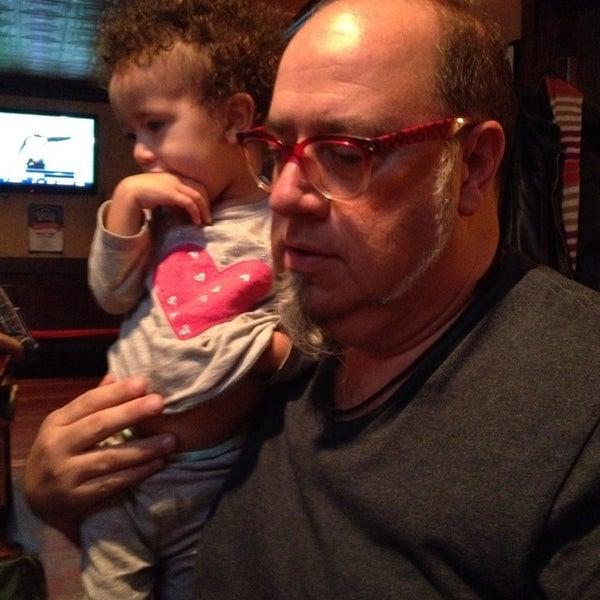 Photo taken at Laughing Man Tavern by Lora N. on 11/26/2014