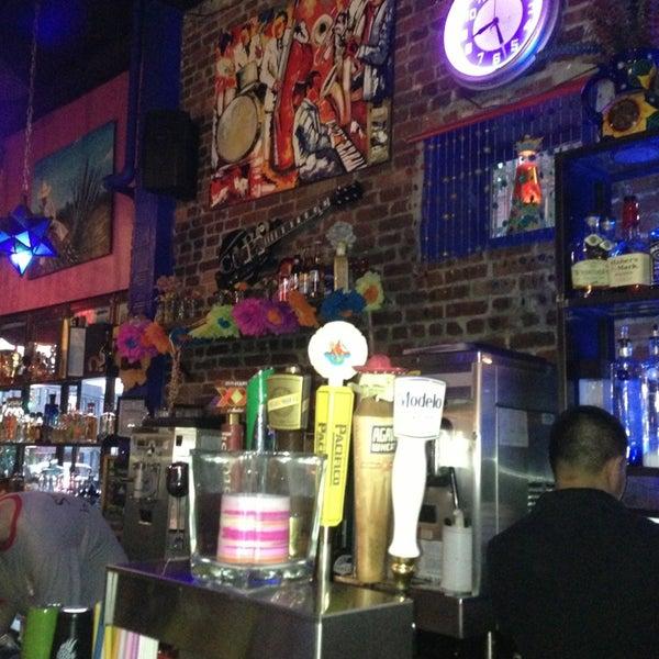 Photo taken at Burrito Bar & Kitchen by Ken B. on 7/19/2013