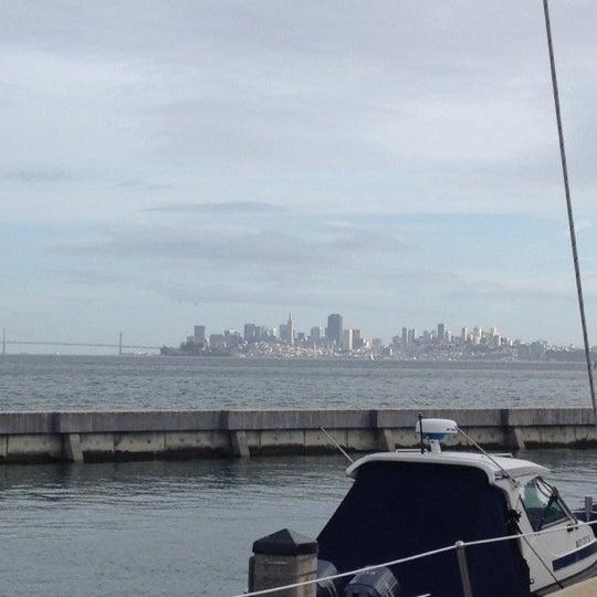 Photo taken at San Francisco Yacht Club by John C. on 11/19/2012