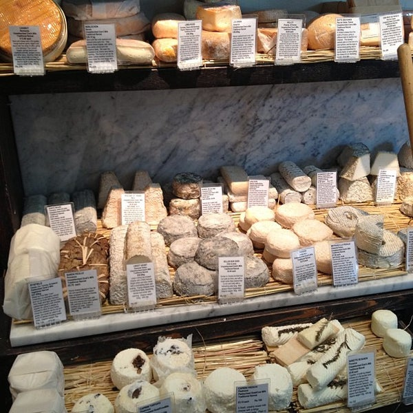la fromagerie cheese shop in marylebone