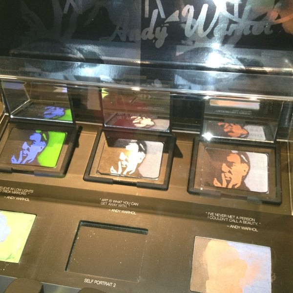 Photo taken at NARS 413 Bleecker by Sharon B. on 12/19/2012