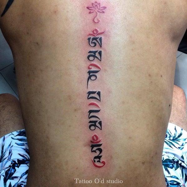 Photo taken at Tattoo O'd studio by Boho M. on 8/21/2016