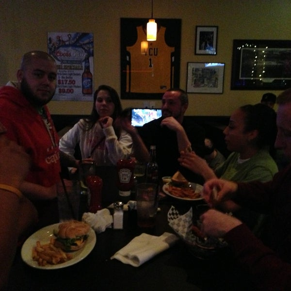 Photo taken at Gus' Bar & Grill by Devin A. on 2/13/2013