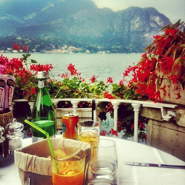 how to get to bellagio from como