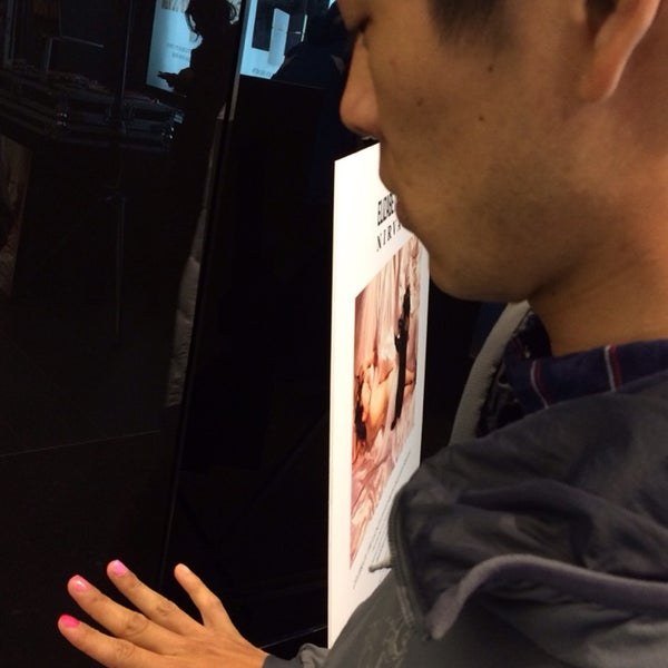 Photo taken at Sephora - Soho by Ginny Y. on 2/8/2014