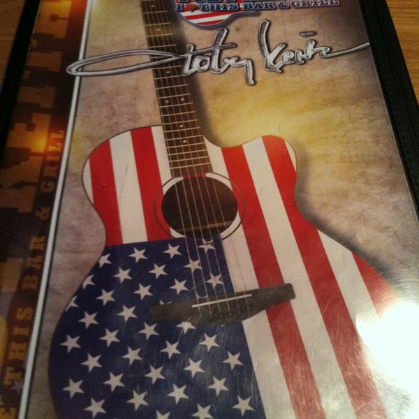 Photo taken at Toby Keith's I Love This Bar & Grill by -=Just N. on 8/10/2013