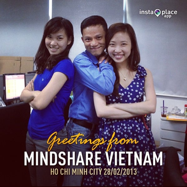 Photo taken at Mindshare Vietnam by Andy D. on 2/28/2013