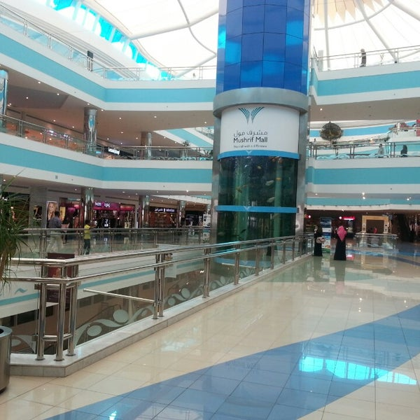 Photo taken at Mushrif Mall | مشرف مول by Lily F. on 4/6/2013