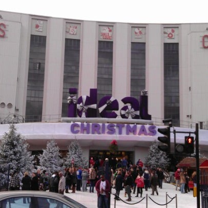 Photo taken at Earls Court Exhibition Centre by Mark T. on 11/17/2012
