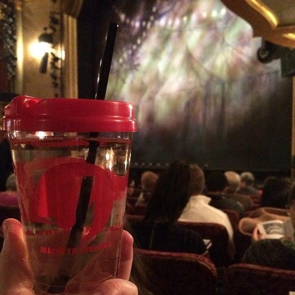 Photo taken at St. James Theatre by Thomas K. on 12/29/2014