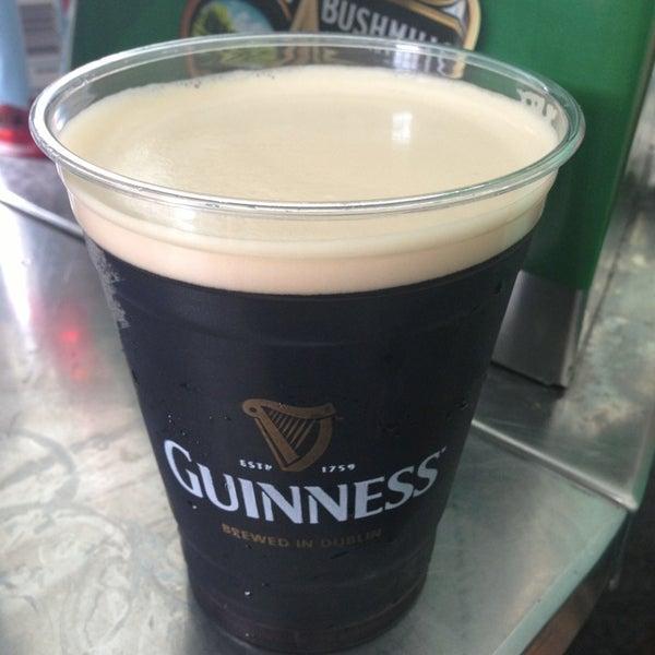 Photo taken at Fadó Irish Pub & Restaurant by Liz 🍀 on 3/17/2013