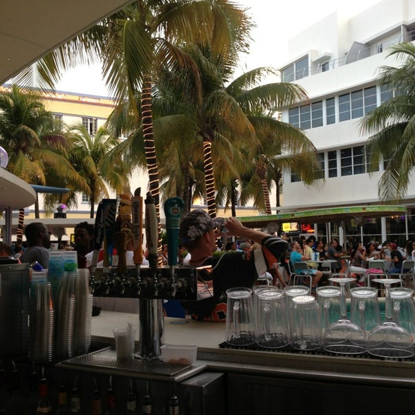 Photo taken at Clevelander by Kern F. on 6/2/2013