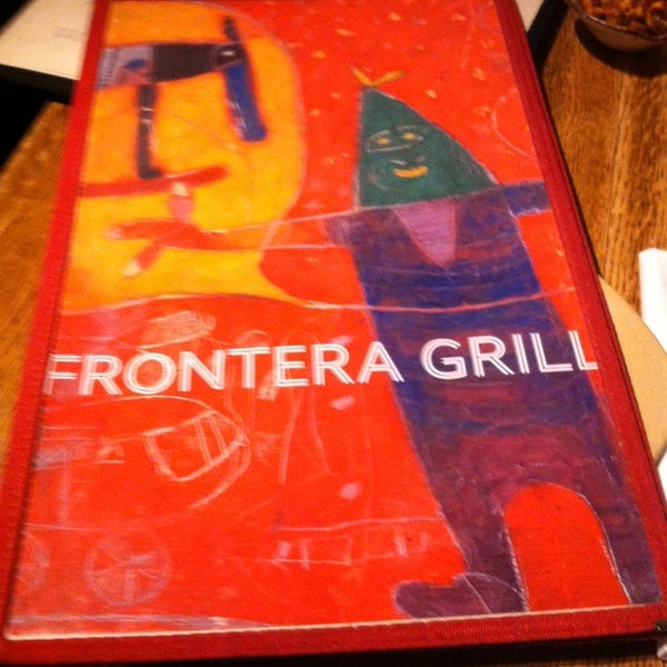 Photo taken at Frontera Grill & Topolobampo by Steve H. on 3/1/2014