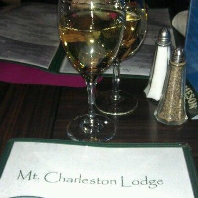 Photo taken at Mt Charleston Lodge by Creativity C. on 12/11/2012