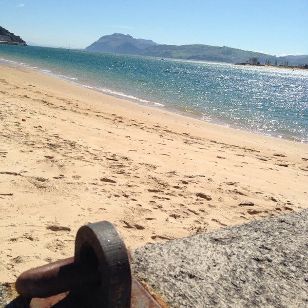 Photo taken at Santoña by Eva C. on 4/6/2014