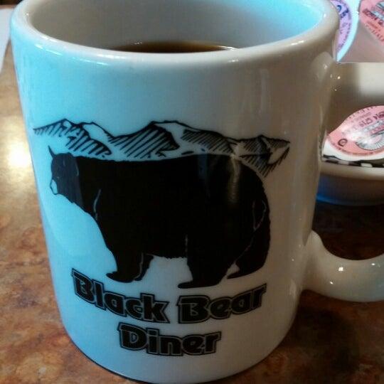 Photo taken at Gilbert Black Bear Diner by eddie n. on 11/28/2013