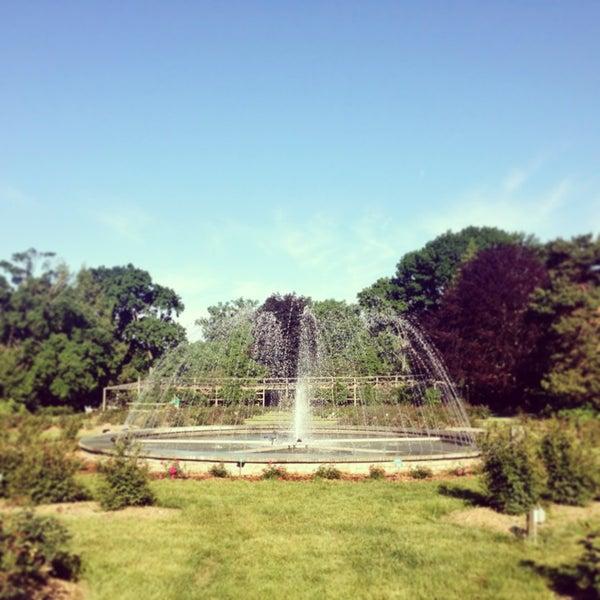 Whetstone Park Of Roses Park In Columbus