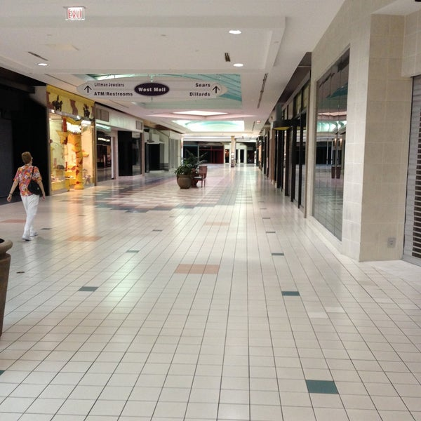 Photo taken at Regency Square Mall by Mike T. on 4/19/2013