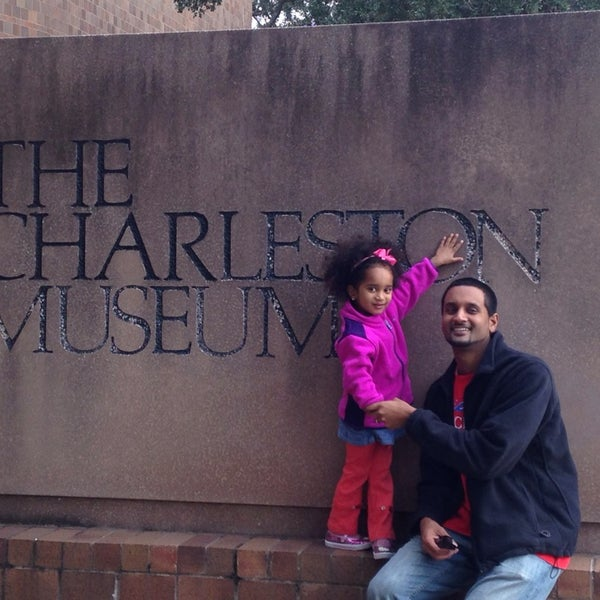 Photo taken at The Charleston Museum by Keisha W. on 12/27/2013