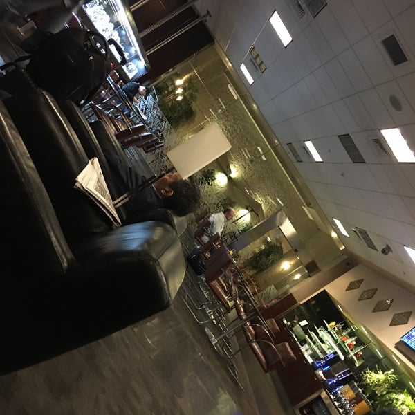 Photo taken at Sumaq VIP Lounge & Business Center by Liliana A. on 10/28/2016