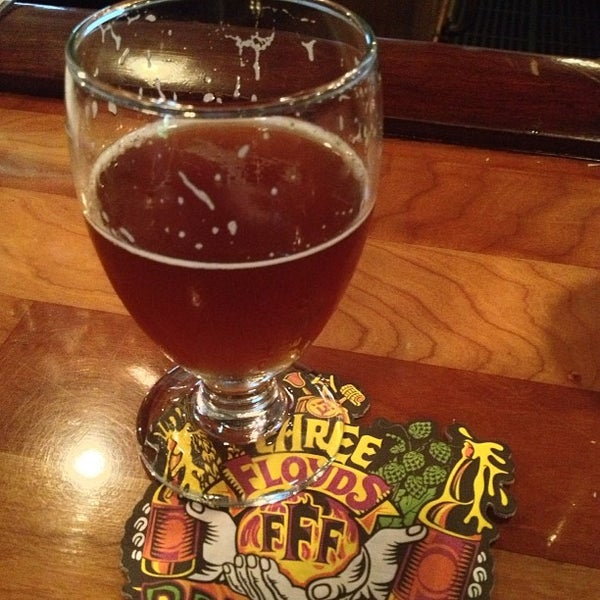 Photo taken at Three Floyds Brewery & Pub by Craig on 6/23/2013