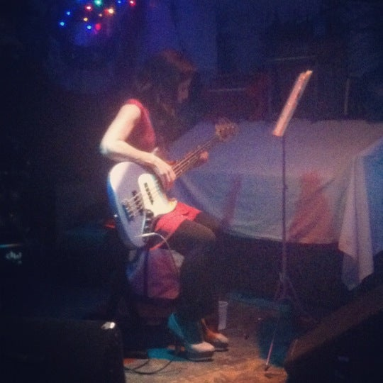 Photo taken at Goodbye Blue Monday by Aaron on 9/16/2012