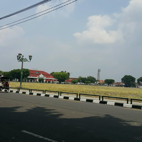 Photo taken at Alun - Alun Lor by Alex R. on 9/7/2016