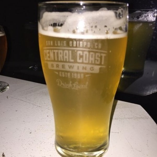 Photo taken at Central Coast Brewing by Erik B. on 3/13/2016