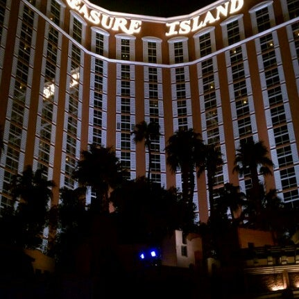 Photo taken at Treasure Island - TI Hotel & Casino by Angie F. on 9/23/2012