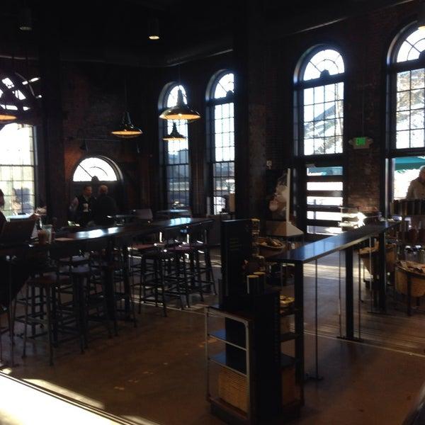 Photo taken at Starbucks by Ed O. on 1/21/2014