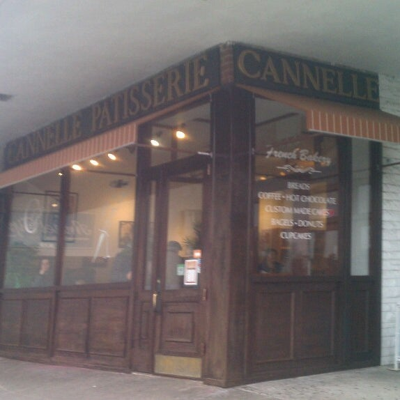 Photo taken at Cannelle Patisserie by andrew on 3/1/2013