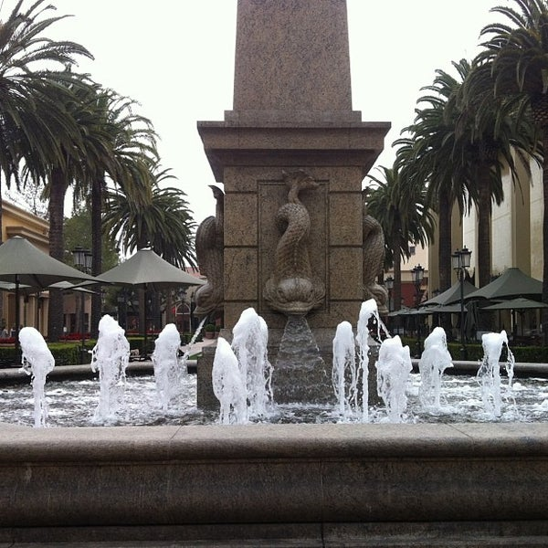 Photo taken at Fashion Island by Wedge L. on 3/16/2013