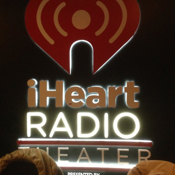Photo taken at iHeartRadio Theater by Ed K. on 11/18/2013