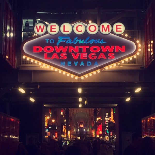 Photo taken at Downtown Las Vegas by Layali A. on 8/19/2015