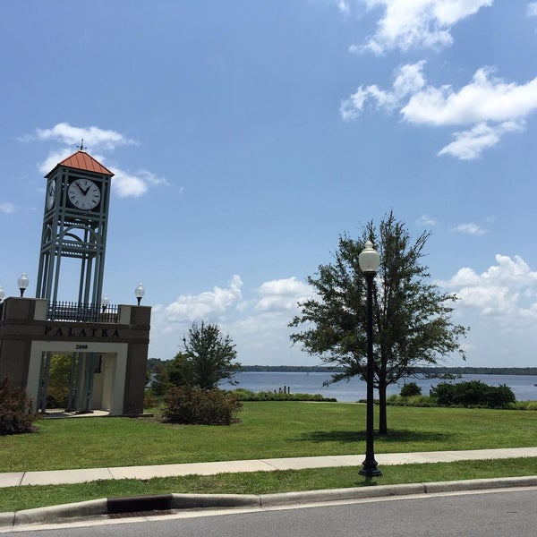 Photo taken at Palatka Riverfront by Jeffery P. on 7/13/2015