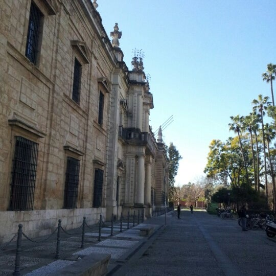 Photo taken at Facultad de Filología by Kuik K. on 2/9/2013