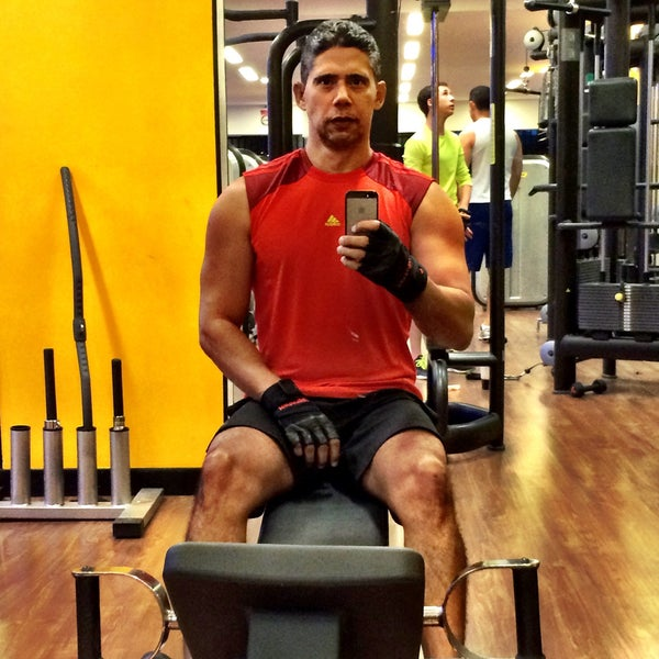 Photo taken at Smart Fit by Weber Q. on 5/16/2015