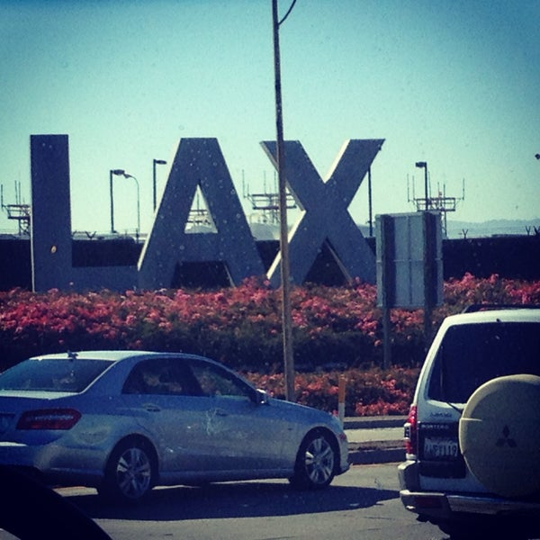 Photo taken at Los Angeles International Airport (LAX) by Courtney C. on 7/17/2013