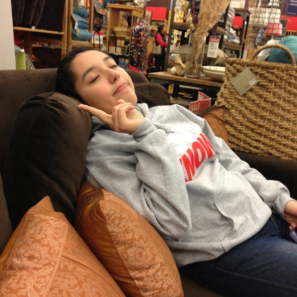 Photo taken at Cost Plus World Market by Karina B. on 12/29/2012