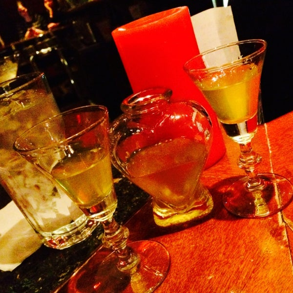 Photo taken at Russian Vodka Room by Marinka Y. on 4/3/2014