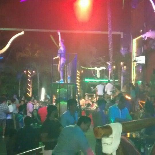 Photo taken at ZOO Bar by Edgardo L. on 5/21/2016