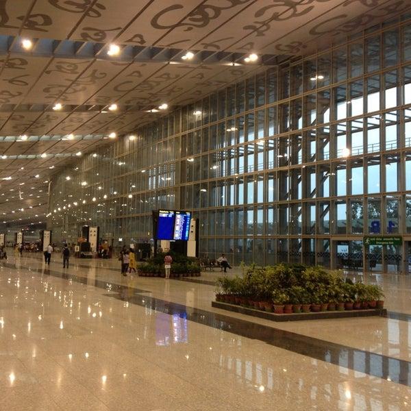 Photo taken at Netaji Subhash Chandra Bose International Airport (CCU) by Chintan M. on 5/17/2013