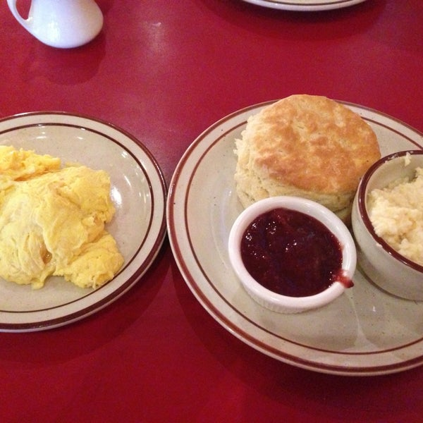 Photo taken at Denver Biscuit Company by Crystal B. on 2/25/2013