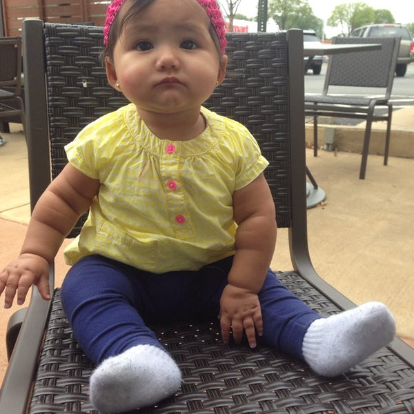 Photo taken at Panera Bread by Hadeer M. on 8/1/2014