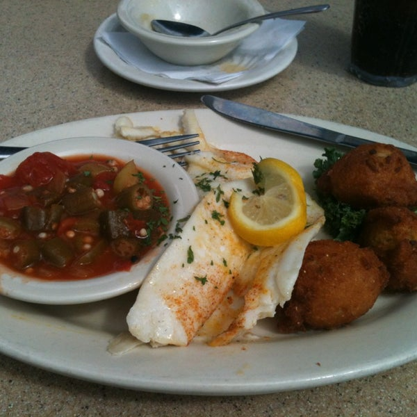 Photo taken at Corky Bell's Seafood by Teresa H. on 3/18/2013