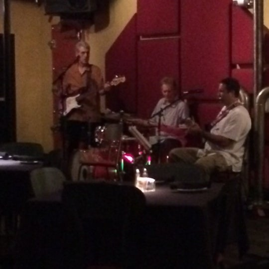 Photo taken at Jazz'd Tapas Bar by Cliff H. on 7/13/2014